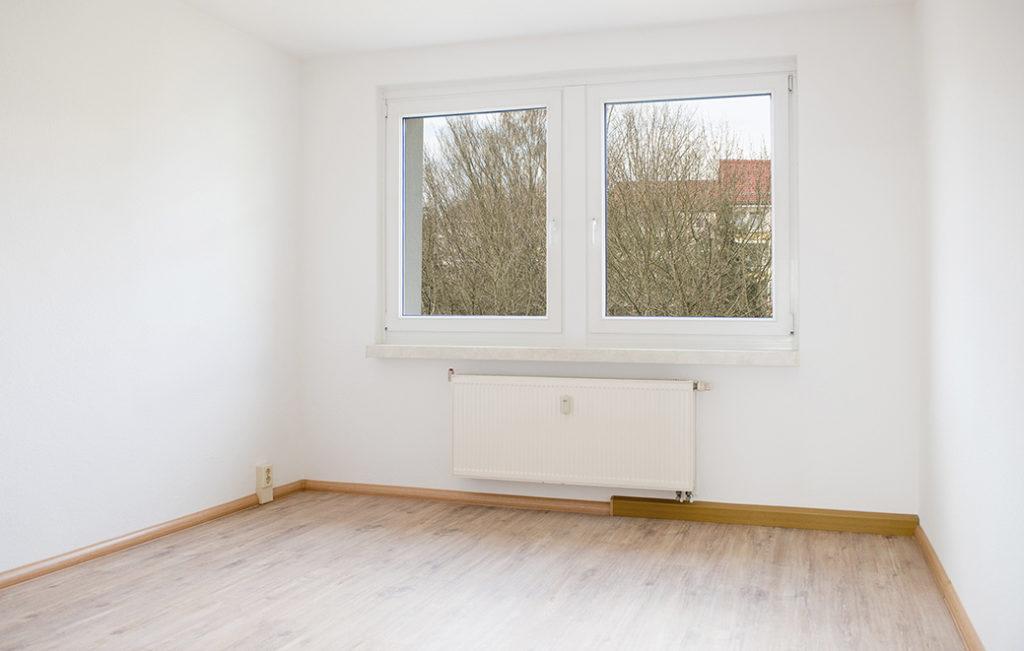 """Wohnungsbaugenossenschaft """"Glück Auf"""" Oederan eG - wir vermieten Wohnungen in einem grünen Wohngebiet"""